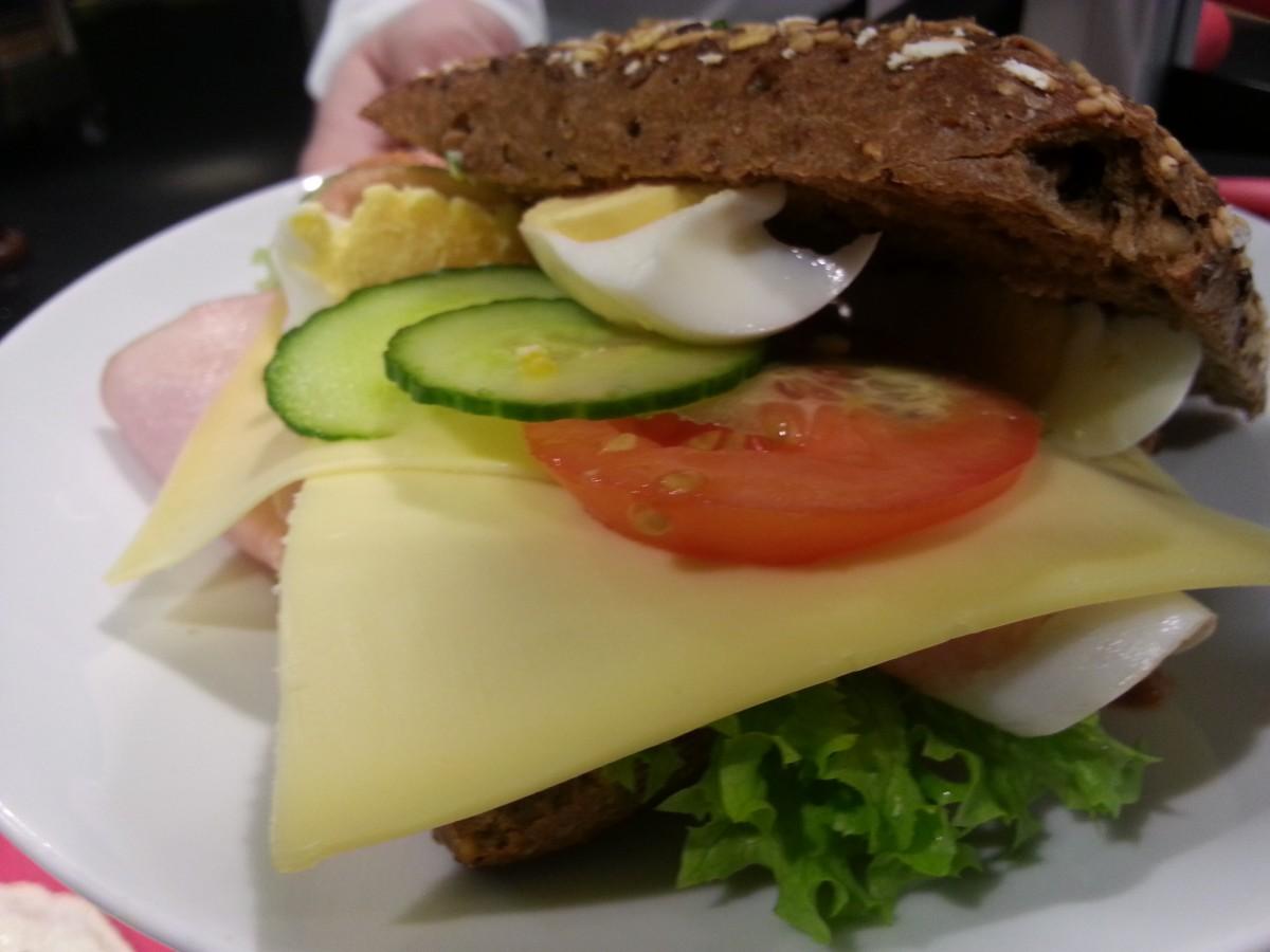 Lunch weekmenu Zwolle