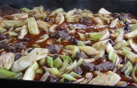 Halal buffet stoofvlees buffet catering zwolle