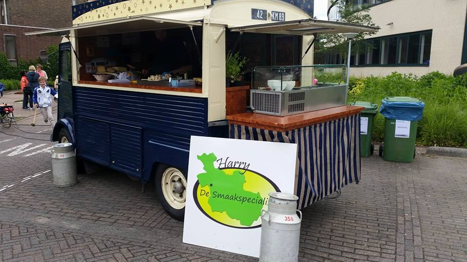 Foodtruck Zwolle