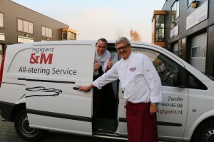 over ons hapjesgigant catering zwolle