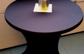 buffet tafel Statafel