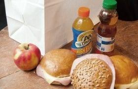Lunchpakketten catering zwolle